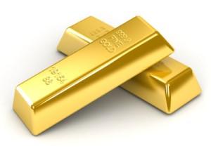 Gull som grunnstoff